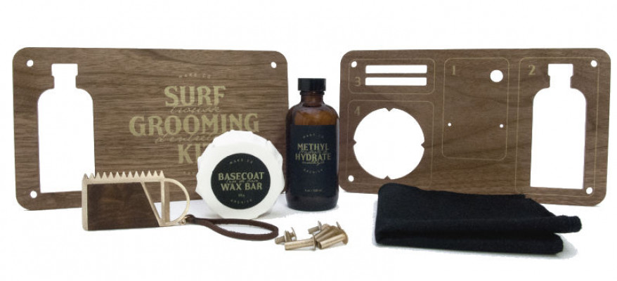 Surfboard Grooming Kit