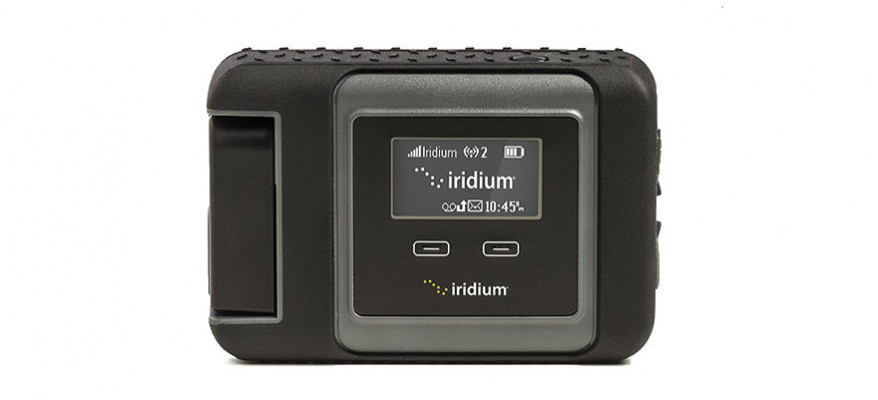 Iridium GO! Satellite Wifi Hotspot