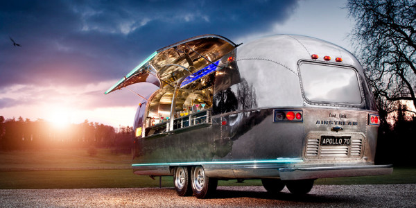 Apollo 70 Airstream Bar